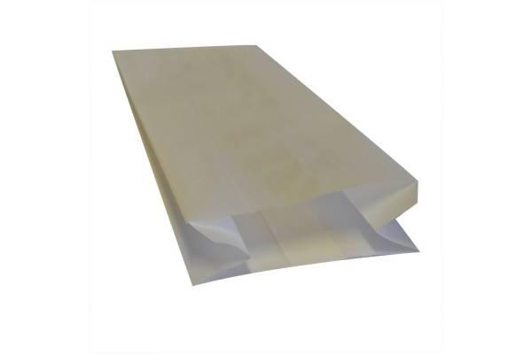 White paper bag 110x60x270mm 250pcs/pack