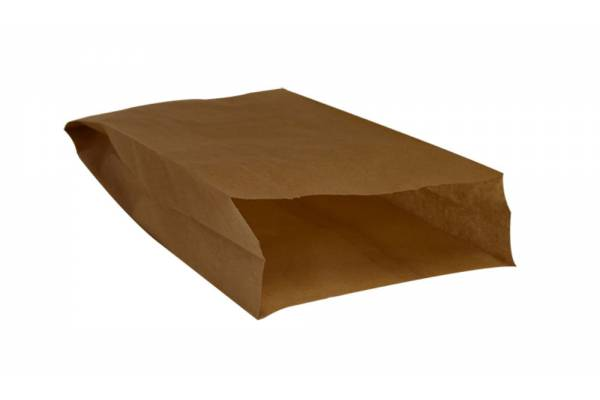 Brown paper bag 180x60x370mm 1000pcs/pack