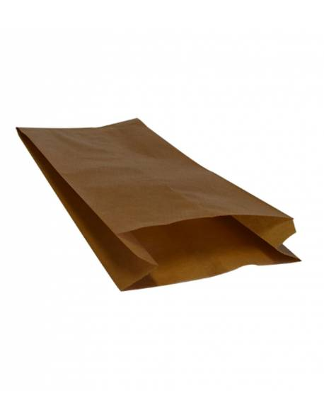 Brown paper bag 120x50x270mm 250 pcs/pack
