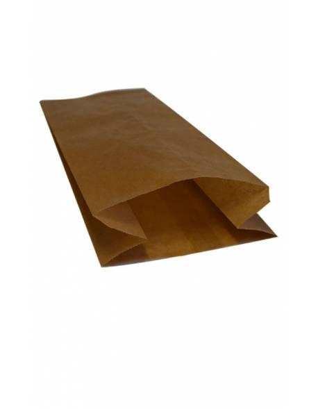 Brown paper bag 130x70x340mm 250pcs/pack