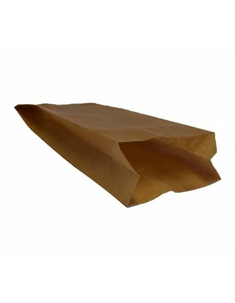 Brown paper bag 100x50x250mm 1000 pcs/pack