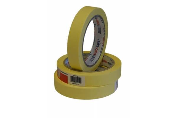 Masking tape 19mm x 36m yellow