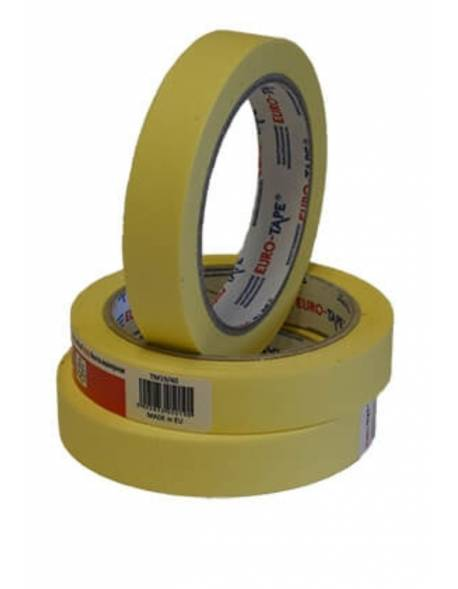 Masking tape 19mm x 36m yellow
