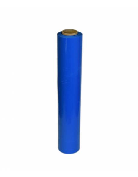 Packaging stretch film 500mmx200mx23my BLUE