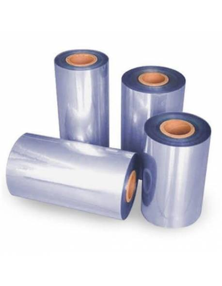 Thermo PVC shrink film 250mm/750m 15 my 2H7