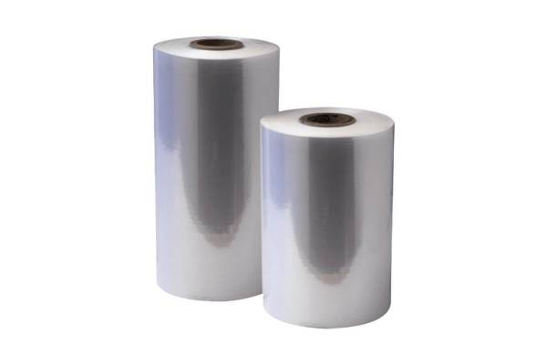 Thermo POF shrink film 300mm- 1000m/19my MICRO PERFORATED