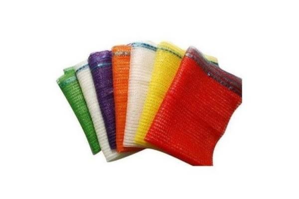 Tinkliniai maišai su raišteliais 28x38cm Violetinė