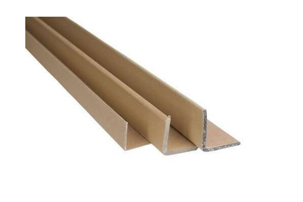 Cardboard corners L-shaped 50mmx4mmx2000mm