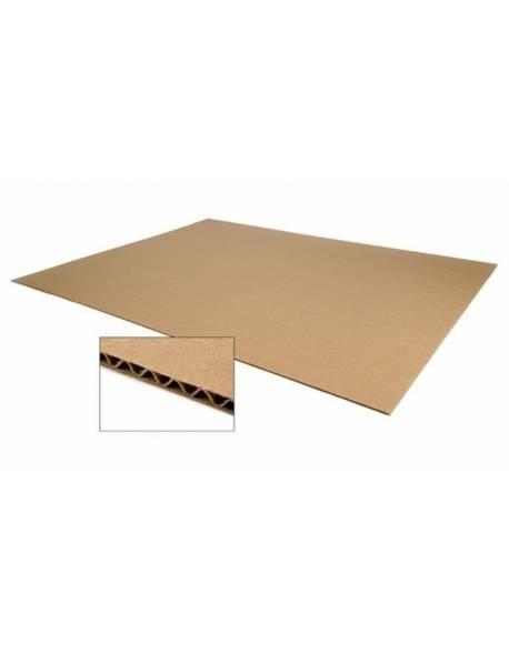 Corrugated cardboard sheets 1.14m x 0.75m