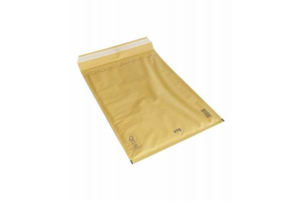 Bubble envelopes / mailers  300 x 445 mm I/19 brown
