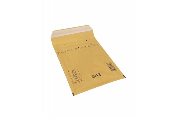 Envelopes with bubble padding 150x215mm 100pcs. C/13