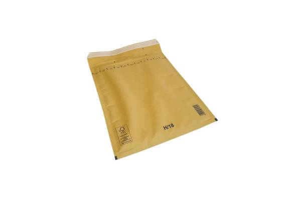 Envelopes with bubble padding 270x360mm H/18 100pcs.
