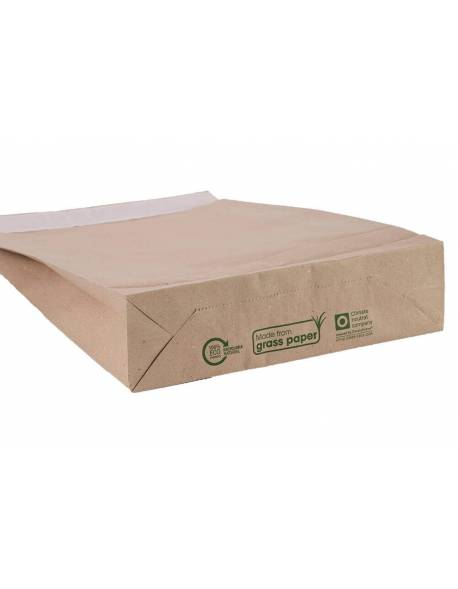 Eco craft paper envelopes 300 x 80 x 430mm 200pcs/box, Brown
