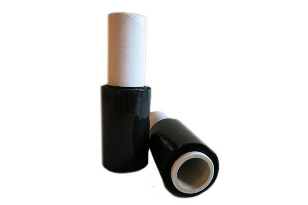 Packing film Mini Stretch BLACK 100mm x 120m / 23my
