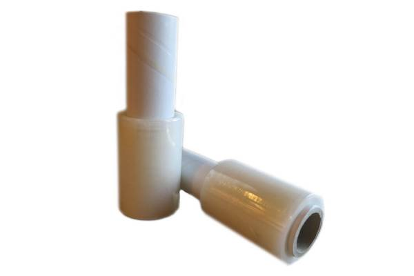 "Packing film Mini ""Stretch"" TRANSPARENT 100mm x 150m / 23my"