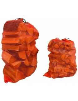 Mesh bags 50cm x 70cm Orange