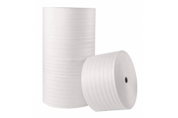 Foam Polyethylene (PE) film 0.6mm x 120cm / 300m