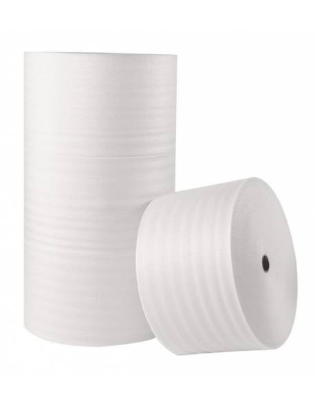 Foam Polyethylene (PE) film 0.6mm x 120cm / 600m