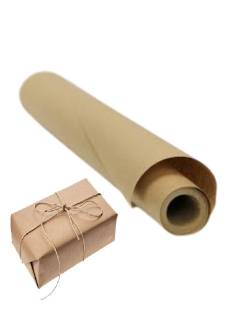 Kraft wrapping paper 60cm x 10m