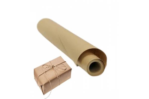 Kraft wrapping paper 60cm x 10m