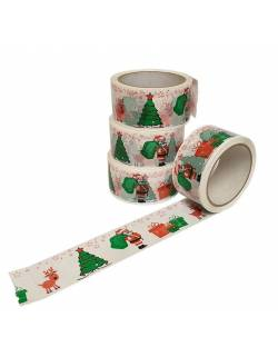 Christmas packaging adhesive tape 48mmx60m