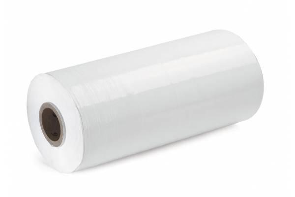 Plėvelė Stretch pakavimo įrenginiams BALTA 500mmx17my/16kg