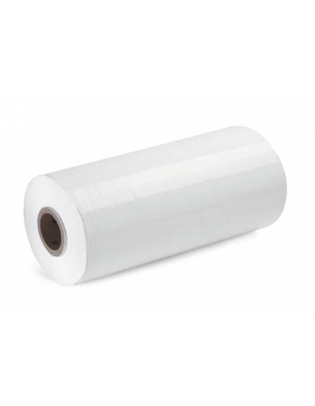 Plėvelė stretch automatiniam pak. 500mm/17my balta + UV12mėn Cast 16kg/rll