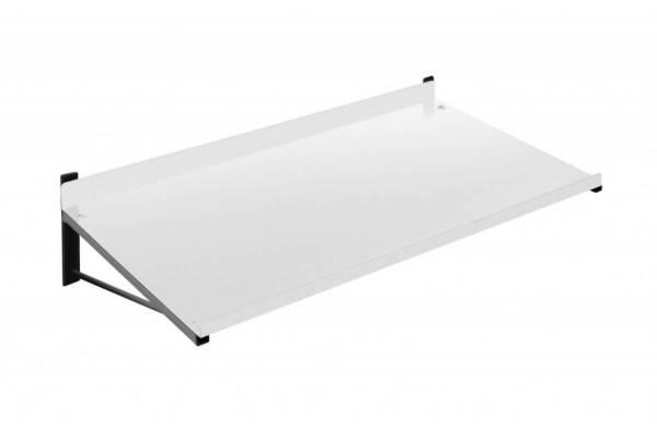 Sustiprinta šoninė lentyna svarstyklėms 80x50cm - RedSteel
