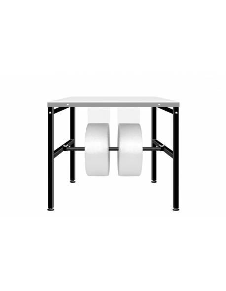 Pagalbinis pakavimo stalas(Modulinis) 80x80cm - RedSteel