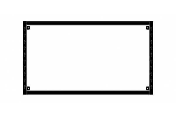 Sieninės pakavimo sistemos rėmas 80x120cm RedSteel
