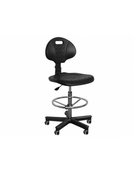 Specializuota sandėlio kėdė iš poliuretano - RedSteel
