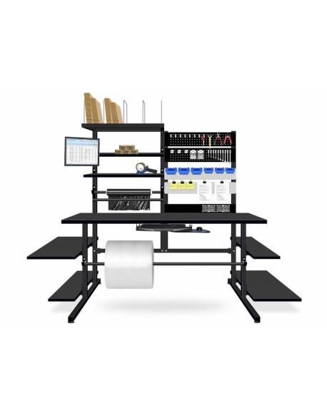 Modulinis darbo stalas 200x80cm - RedSteel