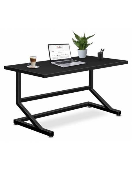 """Plieninis stalas 80x65cm """"RedSteel"""" iš """"Slant"""" serijos"""