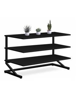 """Steel shelves """"Slant"""" 110x100x40cm RedSteel"""