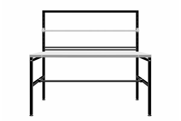 Modular packing table frame 100x80cm RedSteel