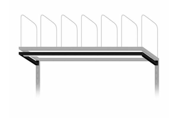 Įstatoma LED apšvietimo juosta 100cm - RedSteel