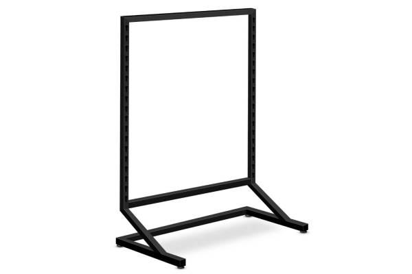 Modulinio darbo/kompiuterio stalo rėmas 60x80x150cm RedSteel