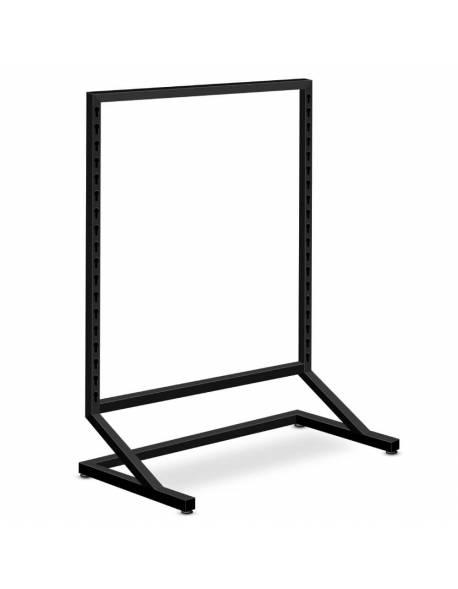Modulinio darbo/kompiuterio stalo bazinis rėmas 60x80x150cm(h) - RedSteel