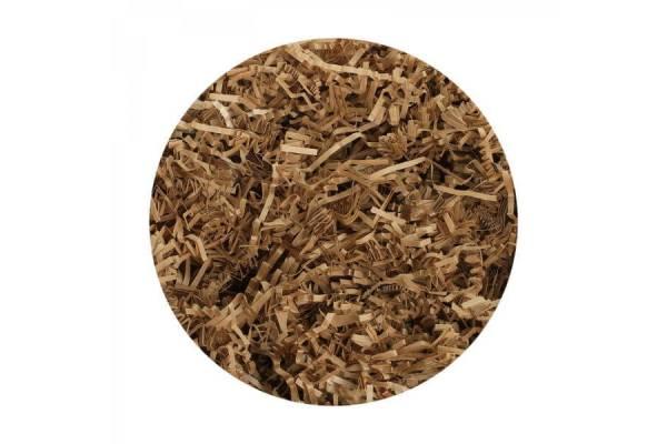 Popierinės drožlės, užpildai (100g) (ruda)