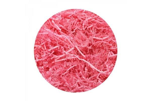 Popierinės drožlės, užpildai (100g) (rožinės spalvos)