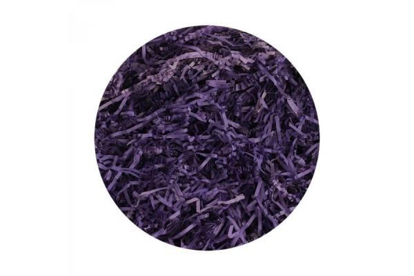 Popierinės drožlės, užpildai (100g) (tamsi violetinė)