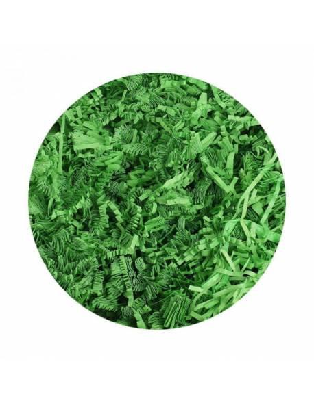 Popierinės drožlės, užpildai (100g) (žalia)
