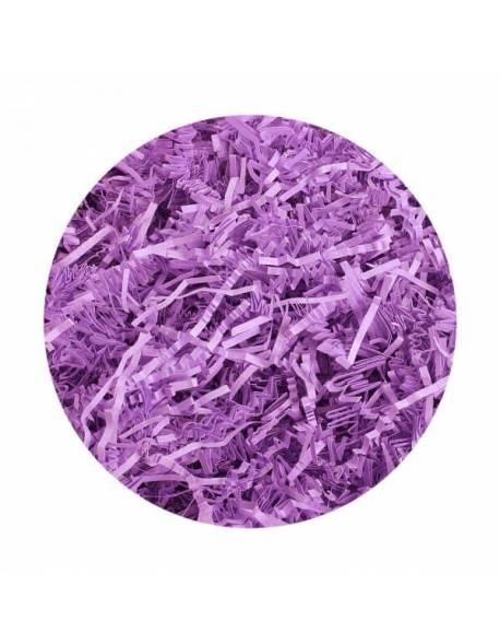 Popierinės drožlės, užpildai (100g) (violetinė)