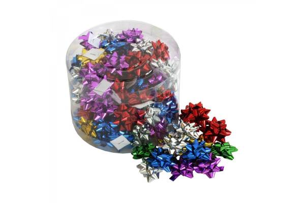Small ribbons for gifts 100pcs.