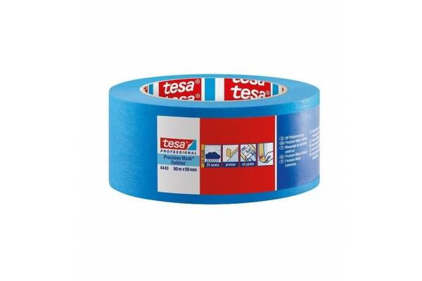 Painting tape tesa® 4440 for outdoor work 50mm x 50m