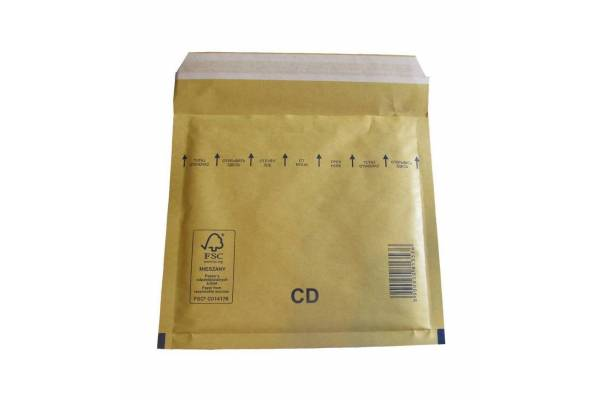 Envelopes with padding 200x175 + 50mm 200pcs.