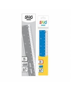 Liniuotė SiVO 15cm