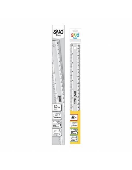 Ruler SiVO Flexy 30cm