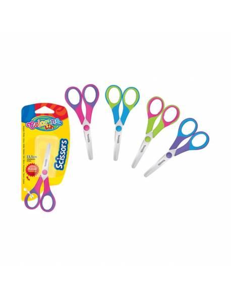 Scissors Colorino Kids, 13,5cm