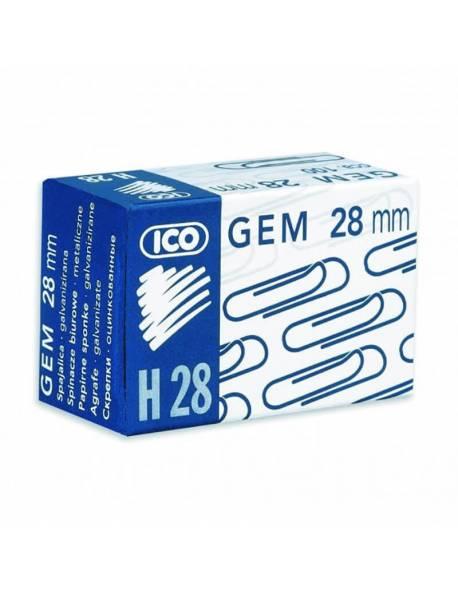 Staples ICO, 28mm 100pcs.